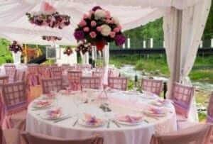 wedding venue costs