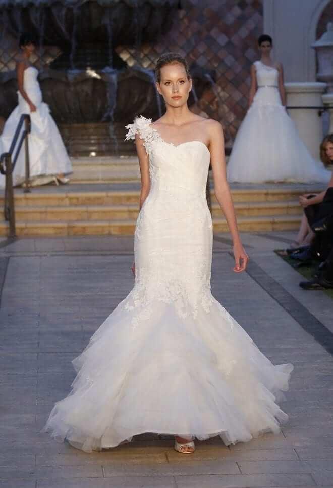 Latest wedding trends irish wedding blog for Current wedding dress trends