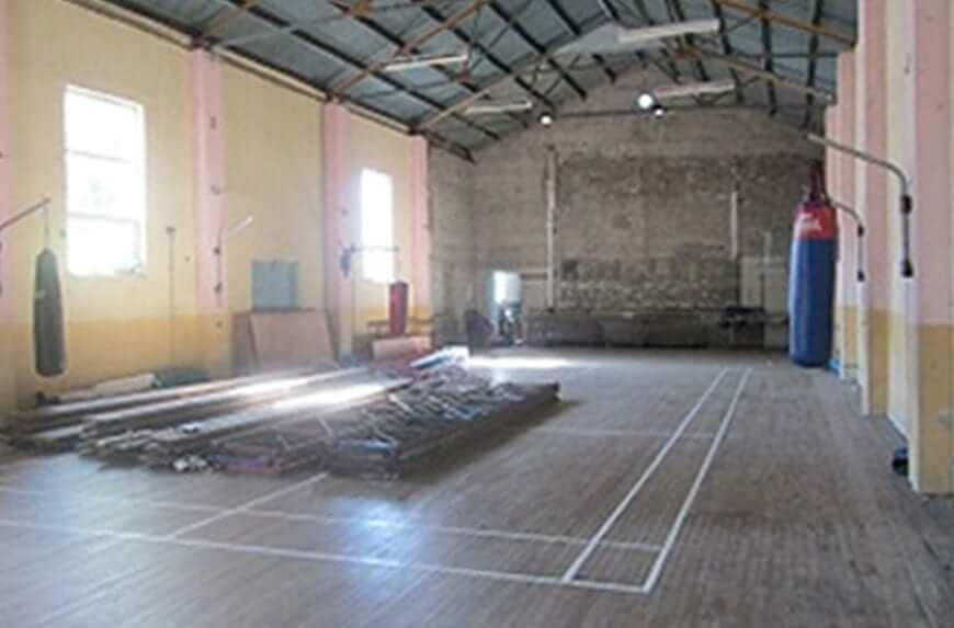 hall-empty