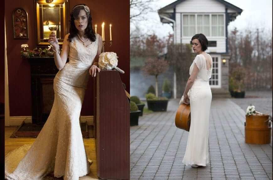 1920s Inspired Wedding Irish Wedding Blog
