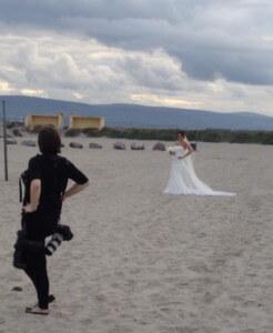 Wedding Re-Shoot