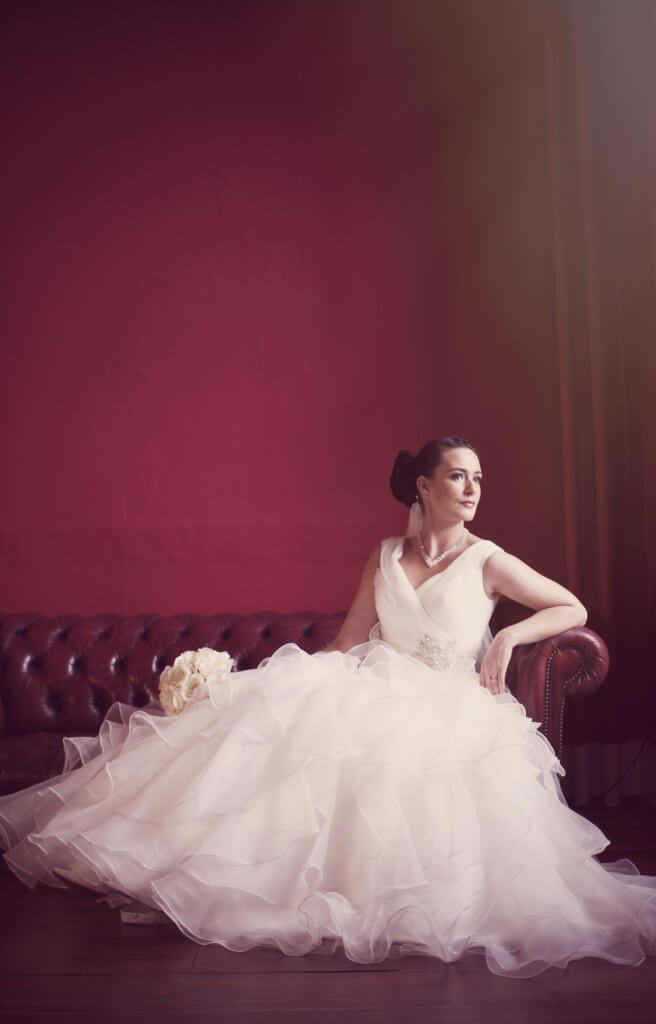Venus Ballgown - was €2200 - now €999