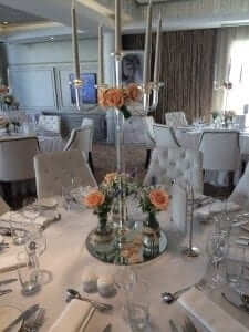 wedding tables galgorm