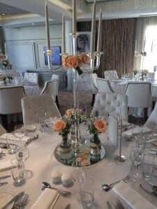 wedding tables galgorm