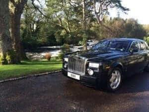 wedding car galgorm