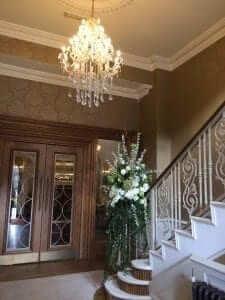 wedding entrance galgorm