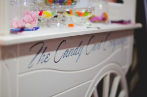 Candy Cart for Weddings
