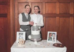 Kate Made the Cake Wedding