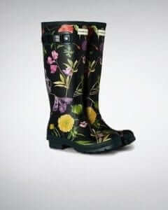 Floral Hunter Wellies
