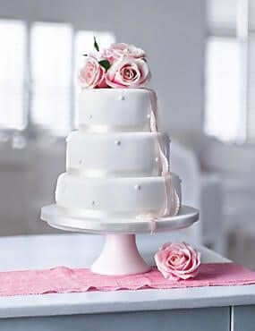 marks and spencer wedding cakes to decorate yourself wedding cakes wedding 17179
