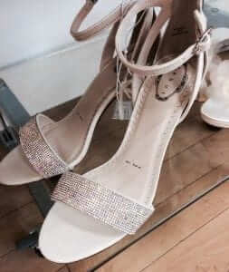 Debanhams Debut Wedding Shoes