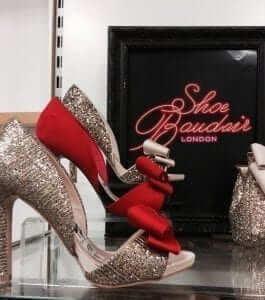 Shoe Boudoir Wedding Shoes