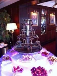 Wedding Chocolate Fountain
