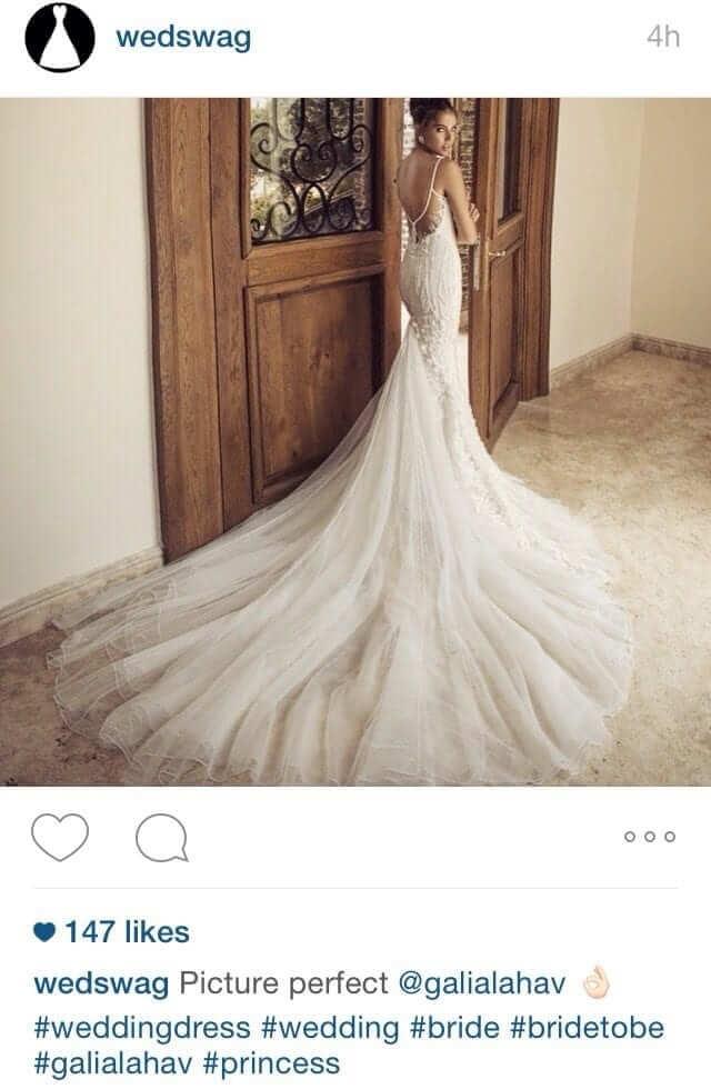 Galia Lahav Wedding Dresses Irish Wedding Blog
