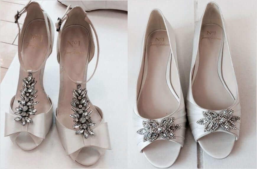 jenny packham wedding shoes | Irish