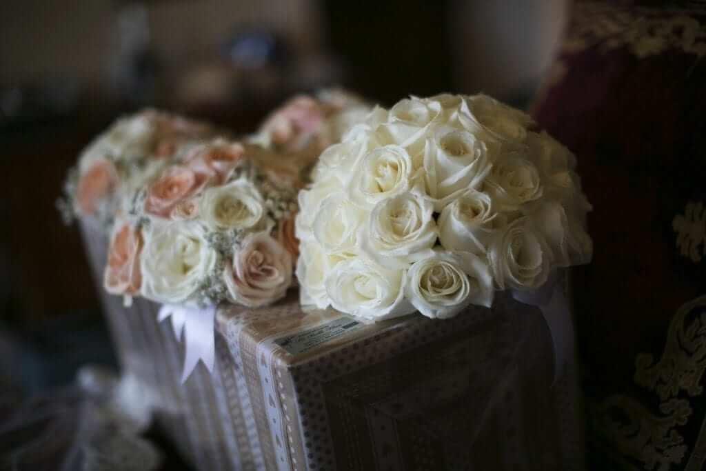 wedding flowers kilronan castle
