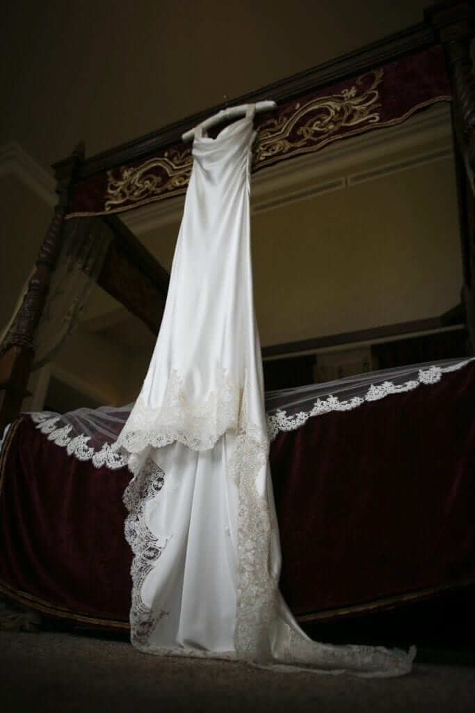 david fieldon wedding gown