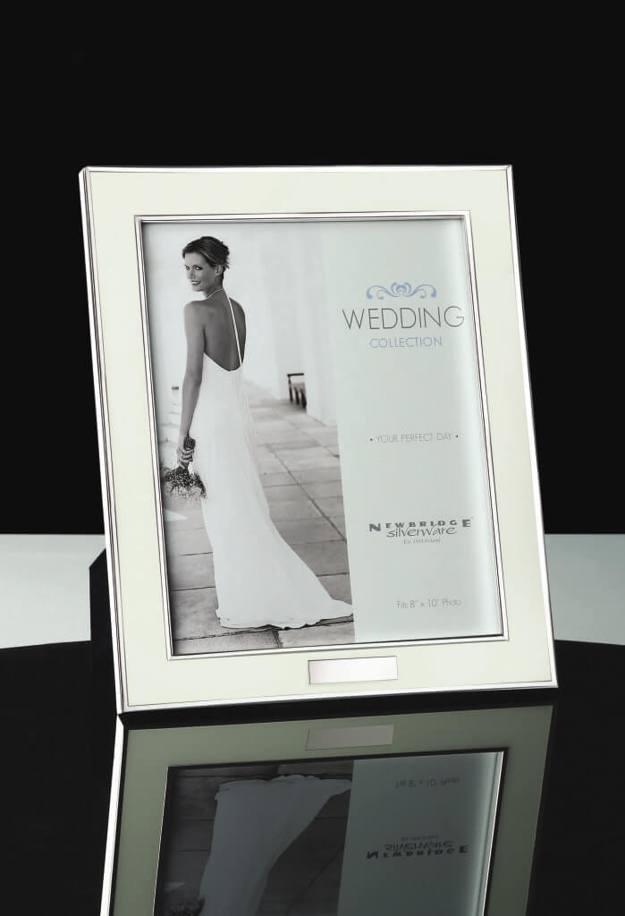 Newbridge Silverware - Silver Plated Picture Frame