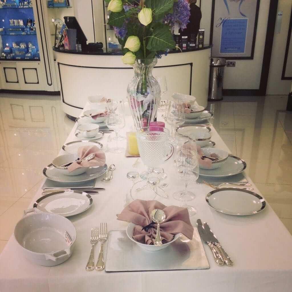 Newbridge Table Set