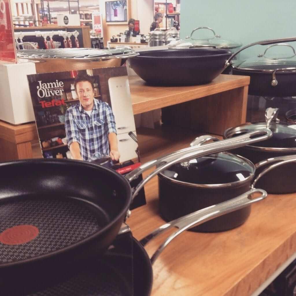 Arnotts Jamie Oliver Cookware