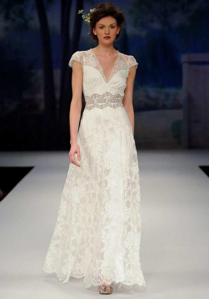 Claire pettibone bridal wear irish wedding blog claire pettibone brigitte junglespirit Image collections