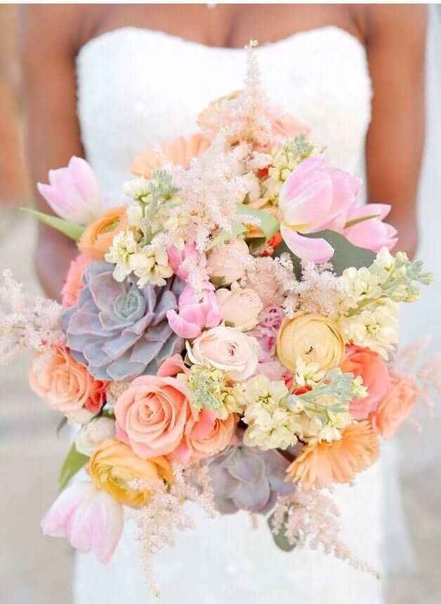Wedding Flower Trends 2016 Irish Wedding Blog