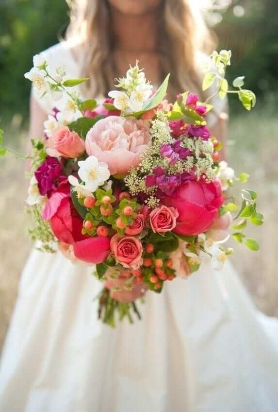 Flowers For Weddings Wedding Flower Trends 2016 Wedding Flowers