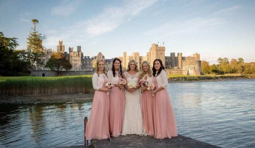 Ashford Castle Weddings