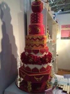 Wedding Cake - NFCakes
