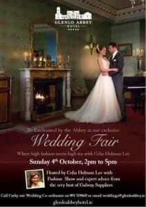 Glenlo Abbey Hotel Wedding Fair