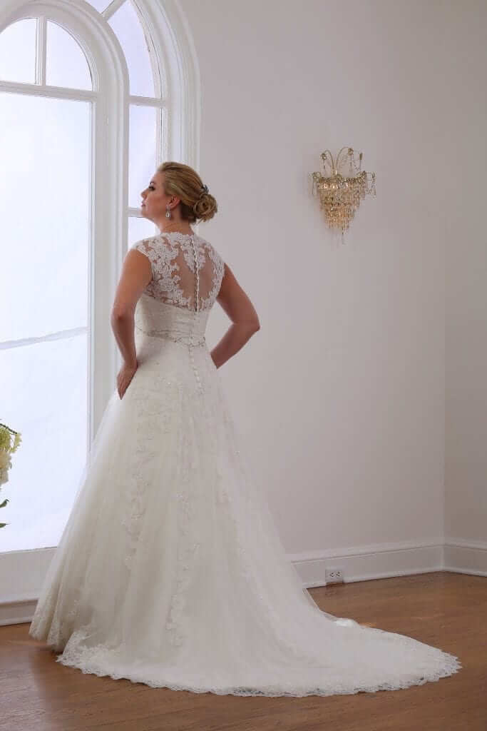 Plus Size Wedding Dresses Ruben Bridal Irish Wedding Blog