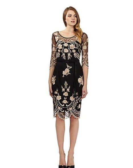 Dresses For Wedding Guest Debenhams : Guest dresses for winter weddings irish wedding