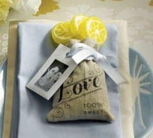 wedding favour bags