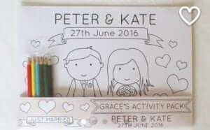 kids wedding favours