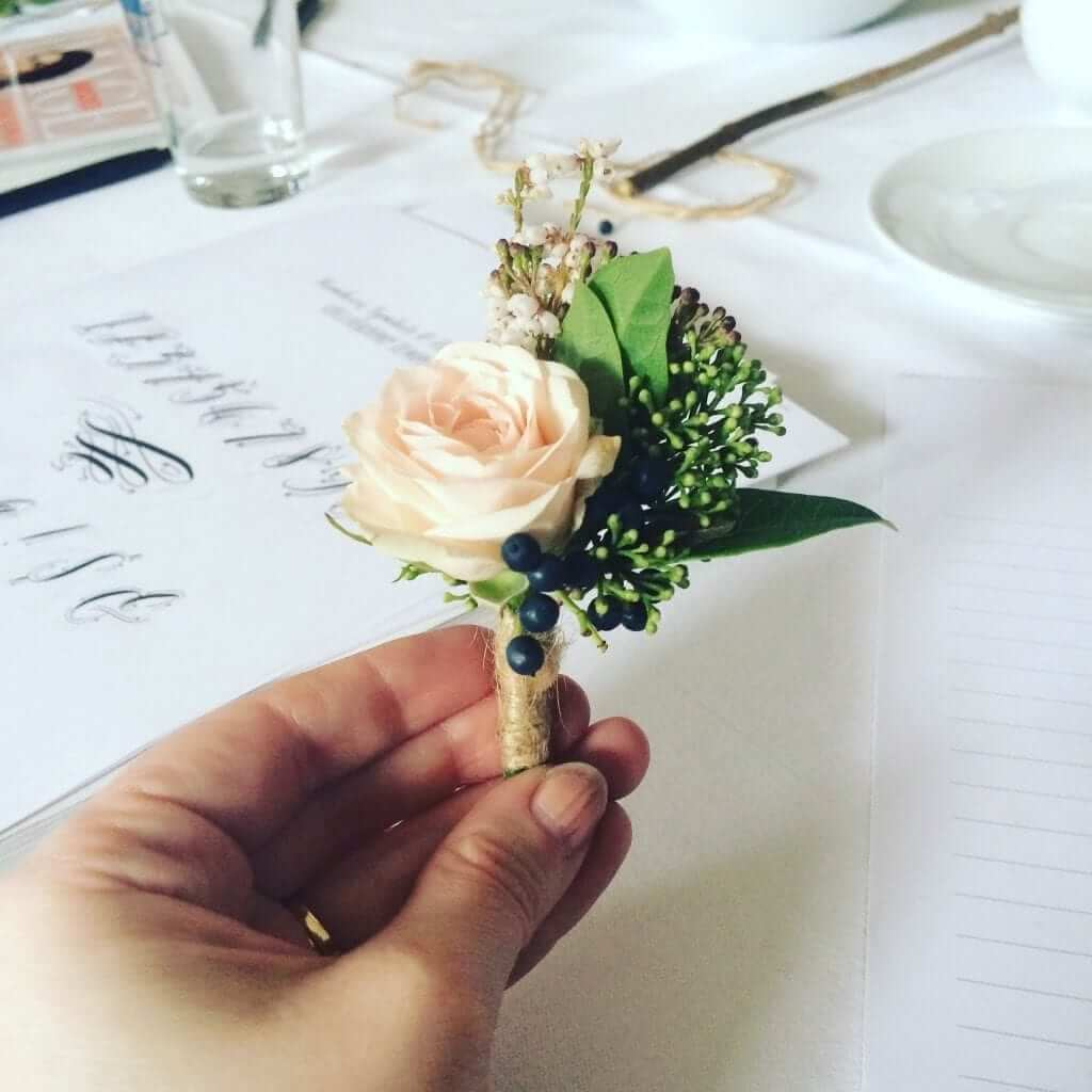 Make Your Own Wedding Flowers