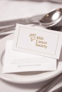 irish cancer wedding favours