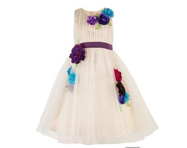 monsoon flower girl dresses