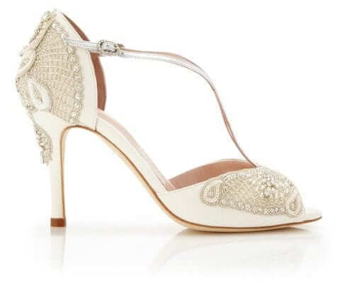 emmy wedding shoes