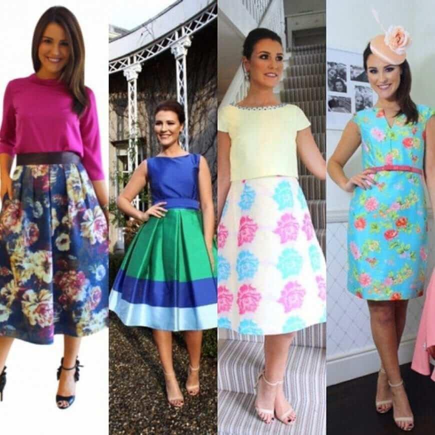 Dresses For Wedding Guests Irish Wedding Blog