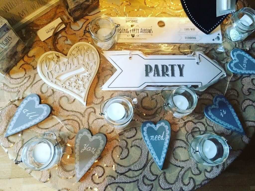 pennys wedding accessories