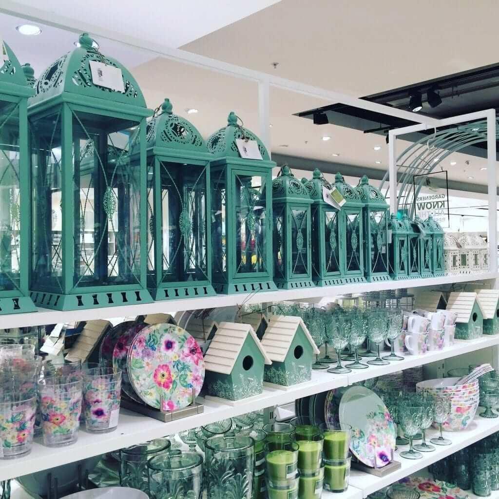 wedding lanterns dunnes stores