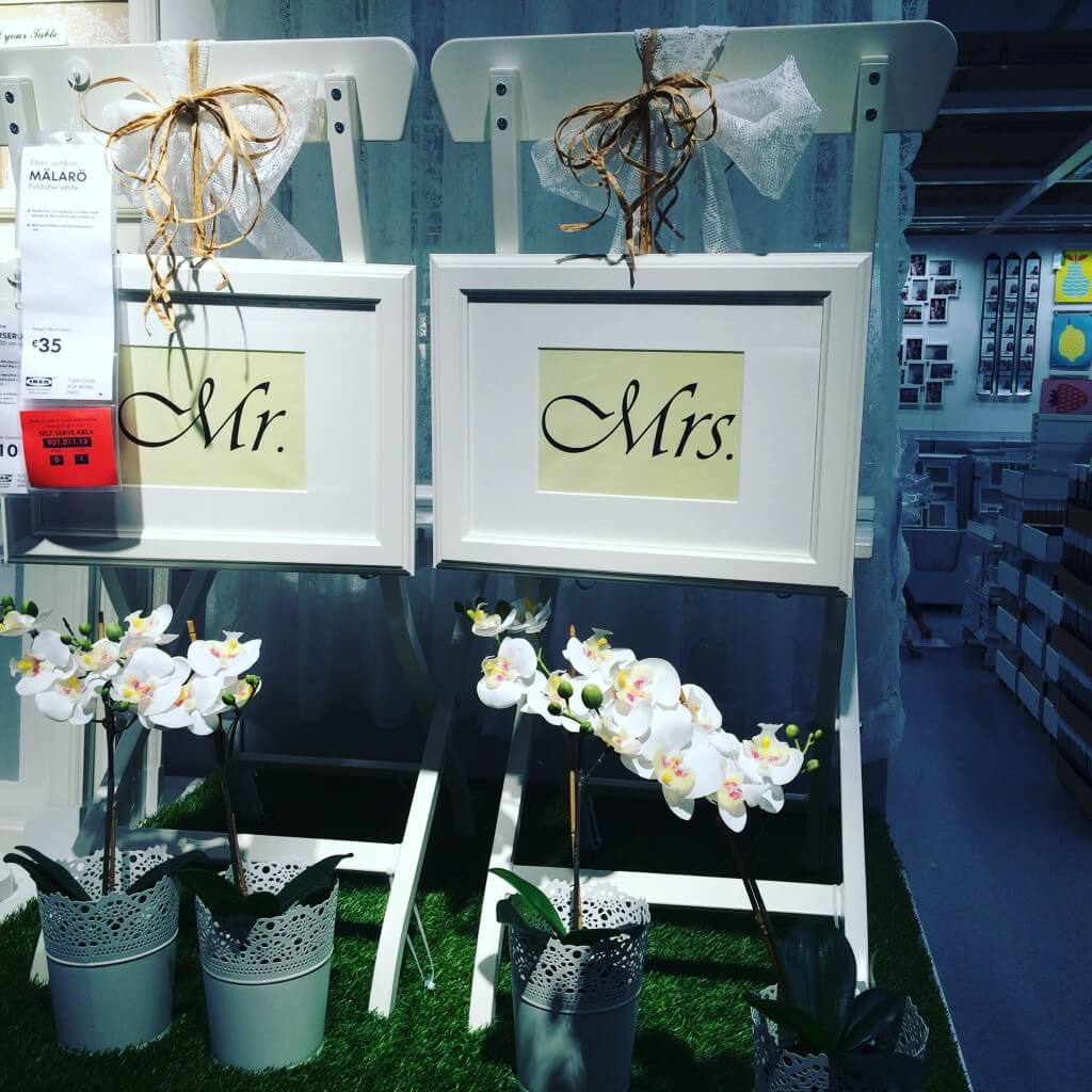 ikea weddings