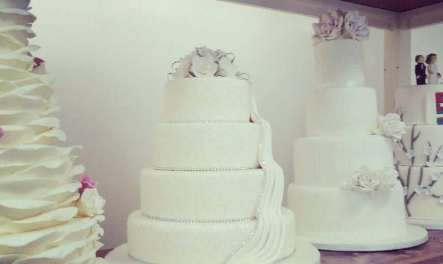 Wedding Cakes With Creative Cakes Irish Wedding Blog