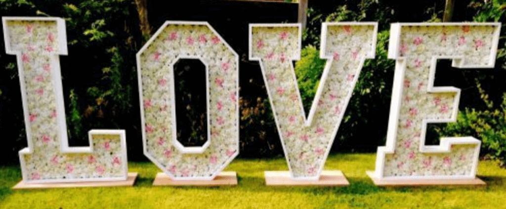 rent wedding decorations