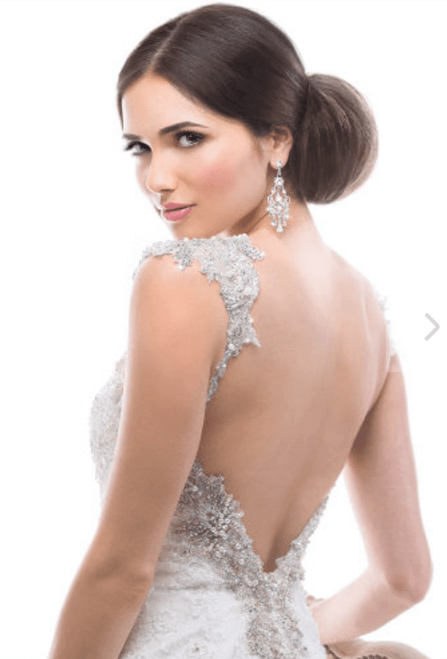 backless wedding dress maggie sottero