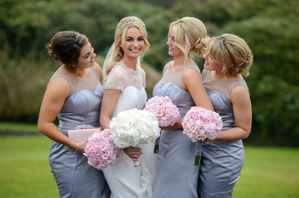 bridesmaid types