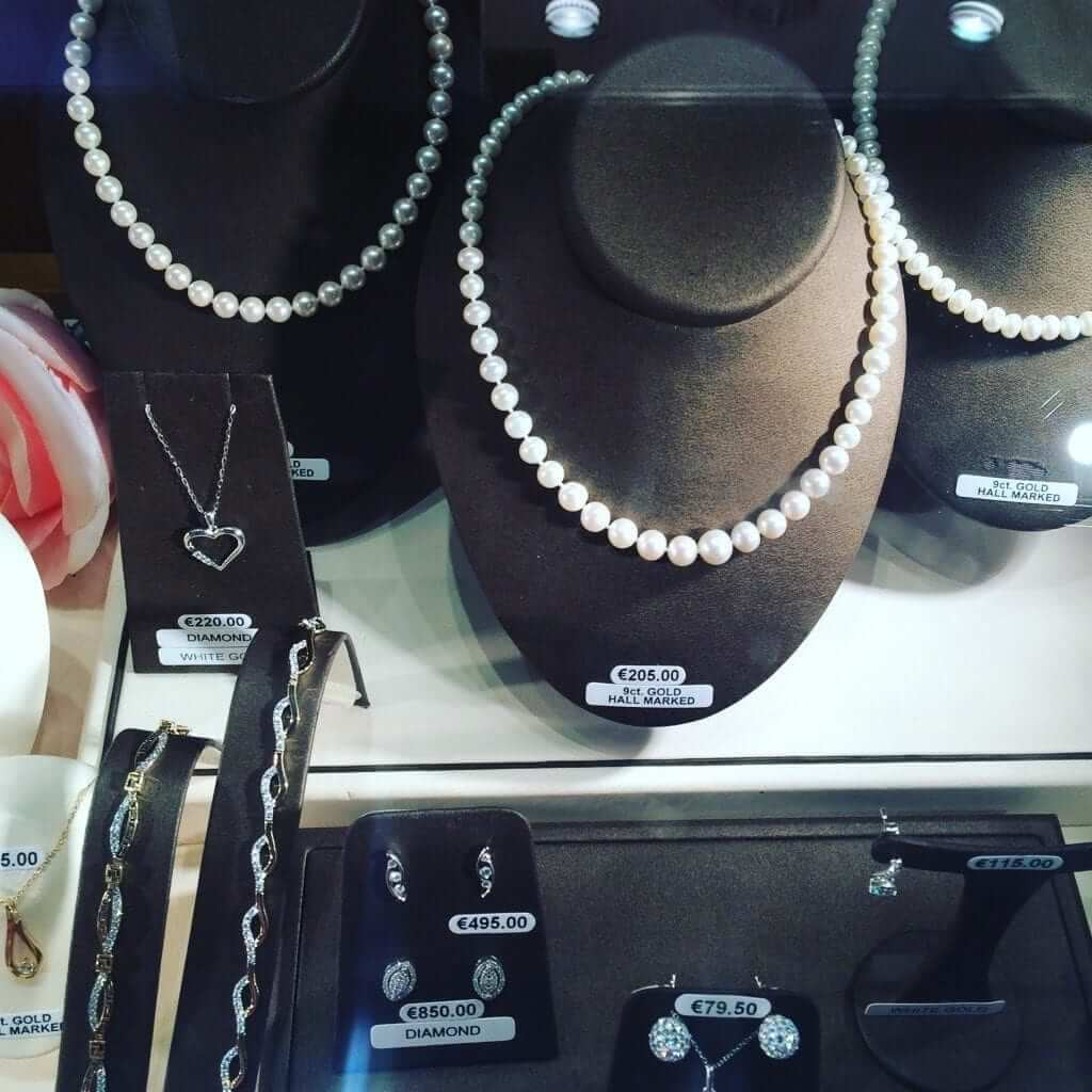 Pearls for a Bride