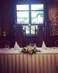station house hotel weddings