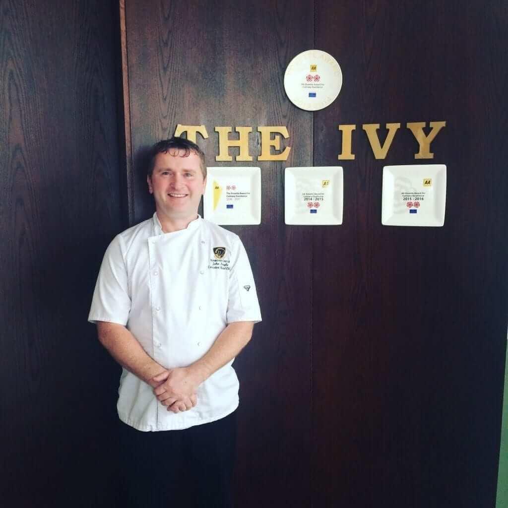 Executive Head Chef John Nagle