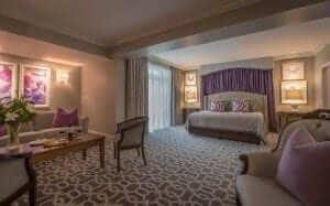 bridal suite charleville park hotel